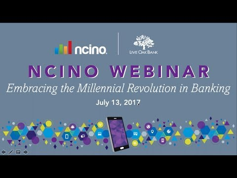 Embracing the Millennial Revolution in Banking