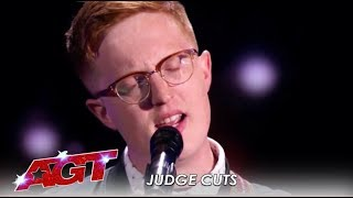 Lamont Landers: Singer Tries To PROVE Simon Wrong | America's Got Talent 2019