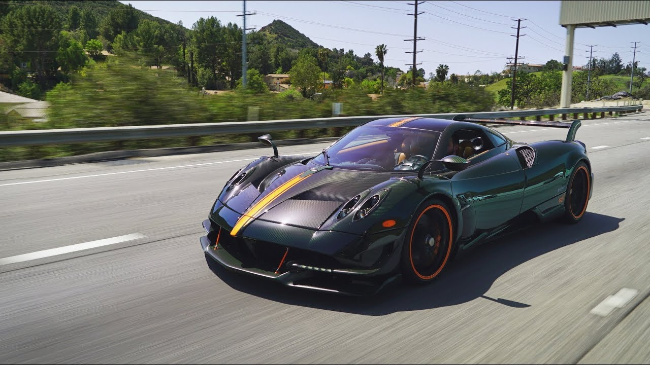 is the pagani huayra bc worth the extra 1 million youtube. Black Bedroom Furniture Sets. Home Design Ideas