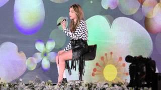 151005 Ailee _ Singing Got Better (노래가 늘었어) /アリラン大祝祭(아리랑대축제) /씨스타