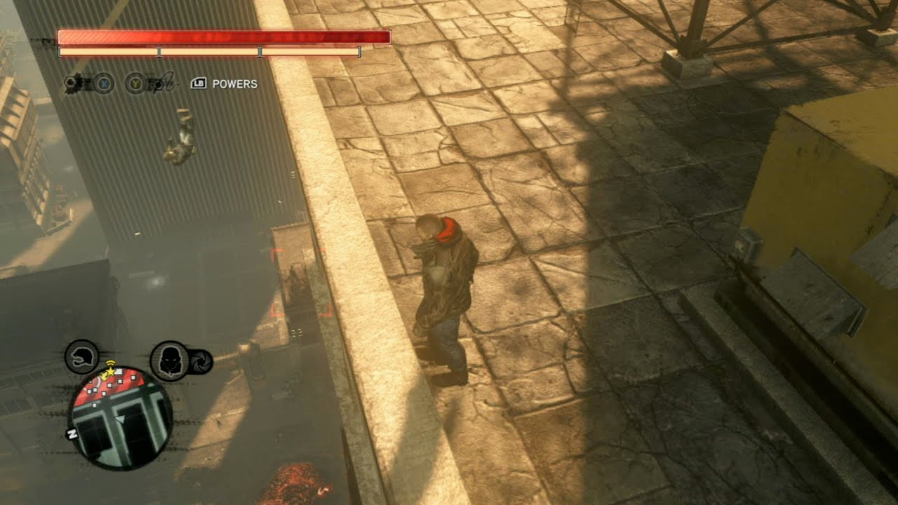 prototype 2 suicide dude easter egg rooster teeth youtube - Pictures Of Easter Eggs 2