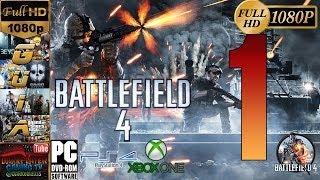Battlefield 4 Walkthrough Parte 1 | Misión 1 Baku | Gameplay PC Ultra BF4 PS4/XboxOne