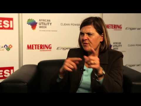 Martin Sanne, Divisional Director, Head of Smart Grid Africa, Siemens