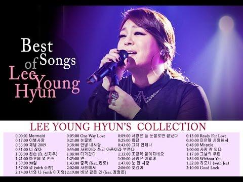 이영현 Collection | Best Songs of Lee Young Hyun