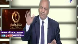 مصطفى بكري: مهما اختلفنا مع مبارك لا يمكن أن ننكر دوره في نصر 73 ..فيديو
