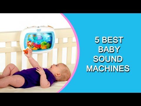 5 Best Baby Sound Machines