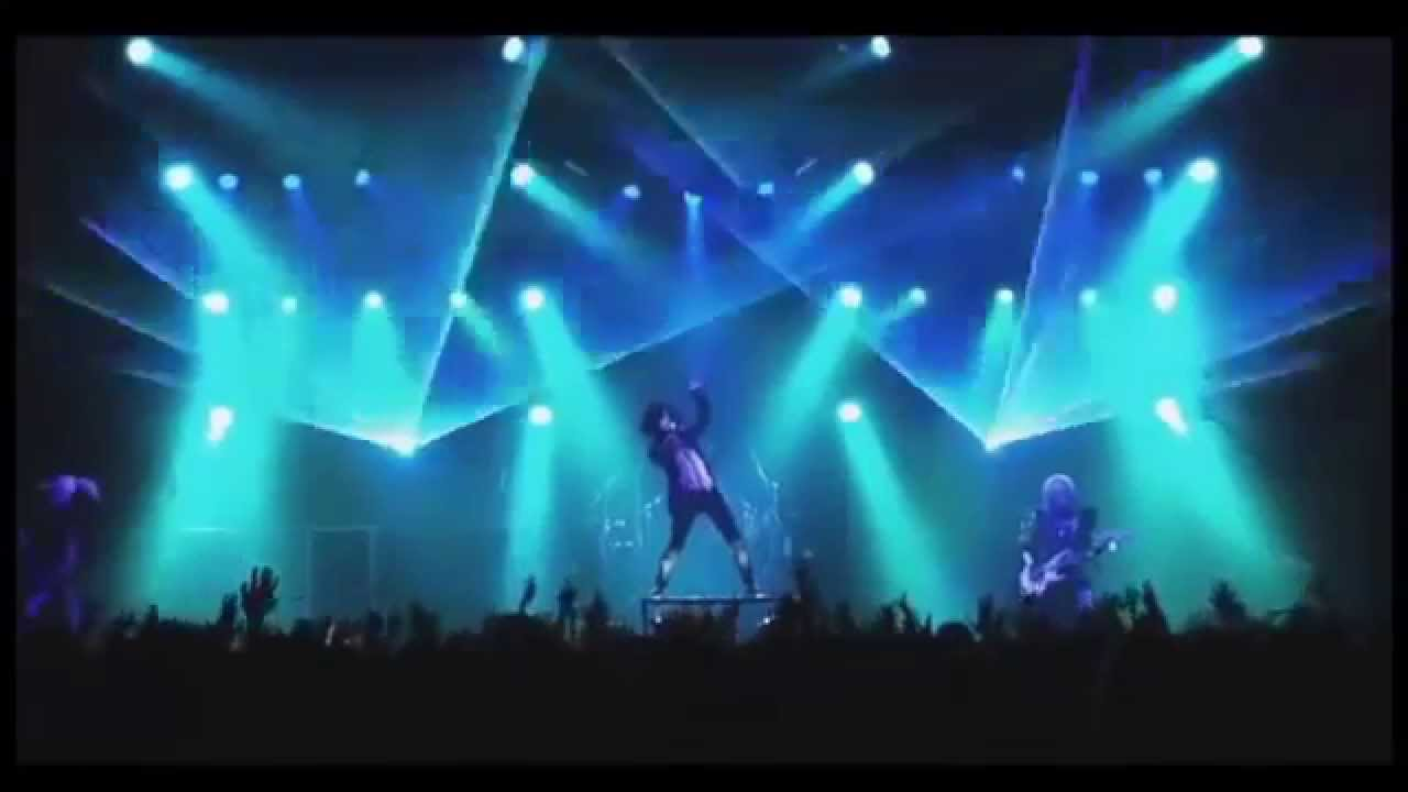 MEJIBRAY -「DECADANCE Counting Goats    if I can't be yours」 (LIVE FMV)