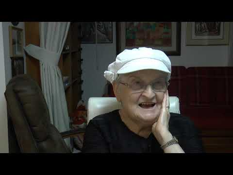 Chaya Positive Lesson And  Message From A  Holocaust Survivor