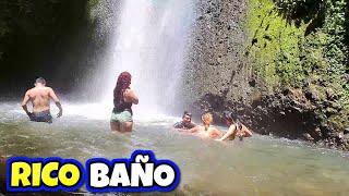 Download QUE RICO BAÑO EN ÉSTE HERMOSO LUGAR | CASCADAS 5