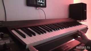 mmag.ru: Roland RD-64 Digital Piano @ Musikmesse 2013