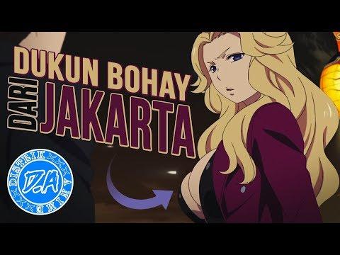 10 Anime ini Ternyata Punya Unsur Indonesia di Dalamnya [ BAGIAN 1 ]