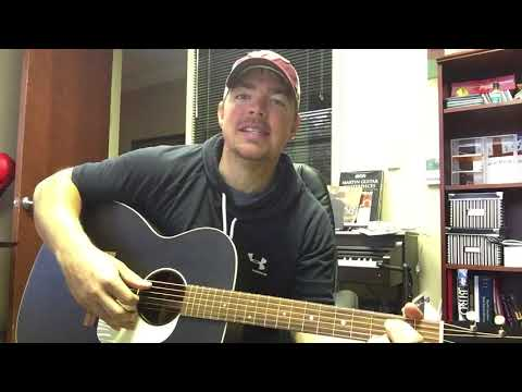This Ones For You  Luke Combs  Beginner Guitar Lesson