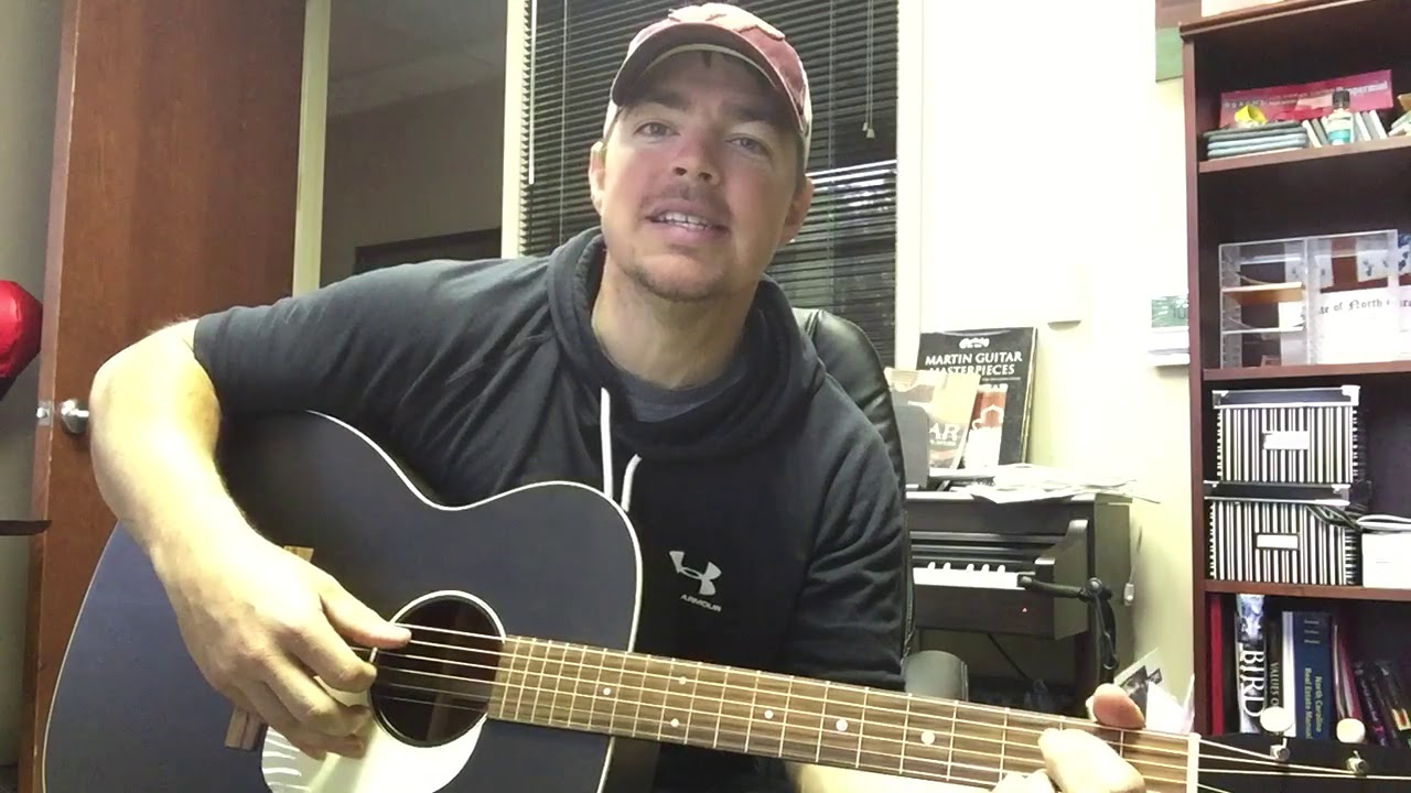 This Ones For You Luke Combs Beginner Guitar Lesson Youtube