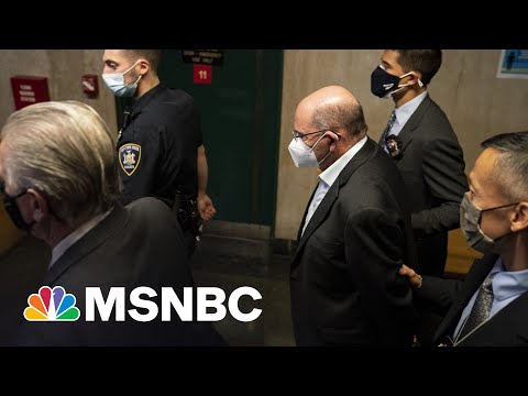 Trump CFO Waives Right To Remain Silent During Arrest