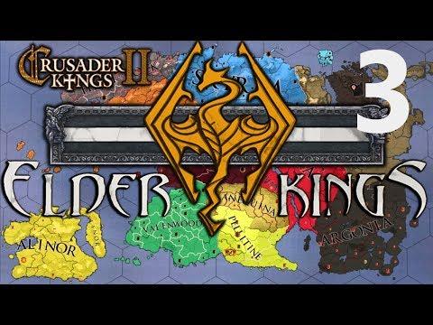 Crusader Kings 2 Elder Kings Mod Let's Play #3  