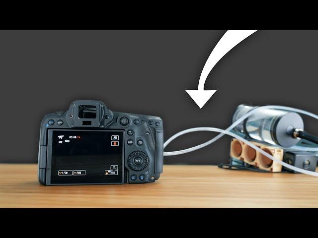 I watercooled my camera... (for a good reason!)