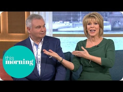 Eamonn Is Back! | This Morning