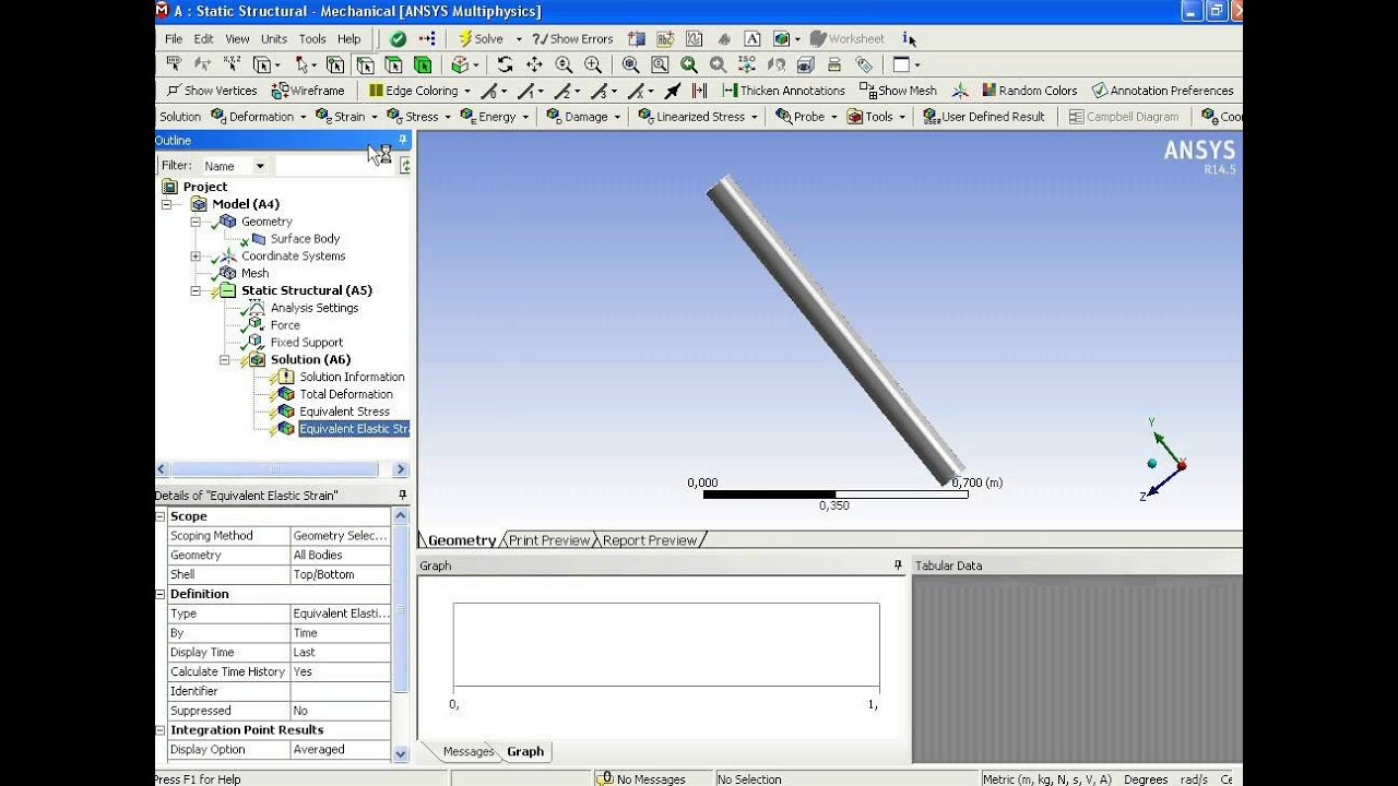 Composite Analysis With Ansys Workbench With Acp Tool Part 13 Youtube