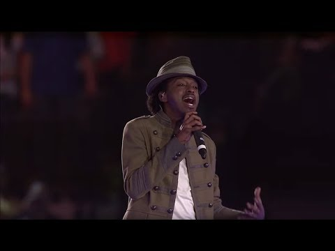 K'naan - Wavin' Flag (Live At WE Day 2010)