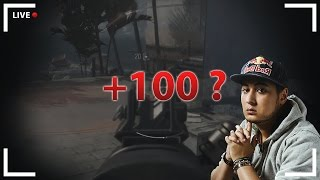 PREMIER +100 KILLS DU LONEWOLF ?  [EN DIRECT LIVE #2]