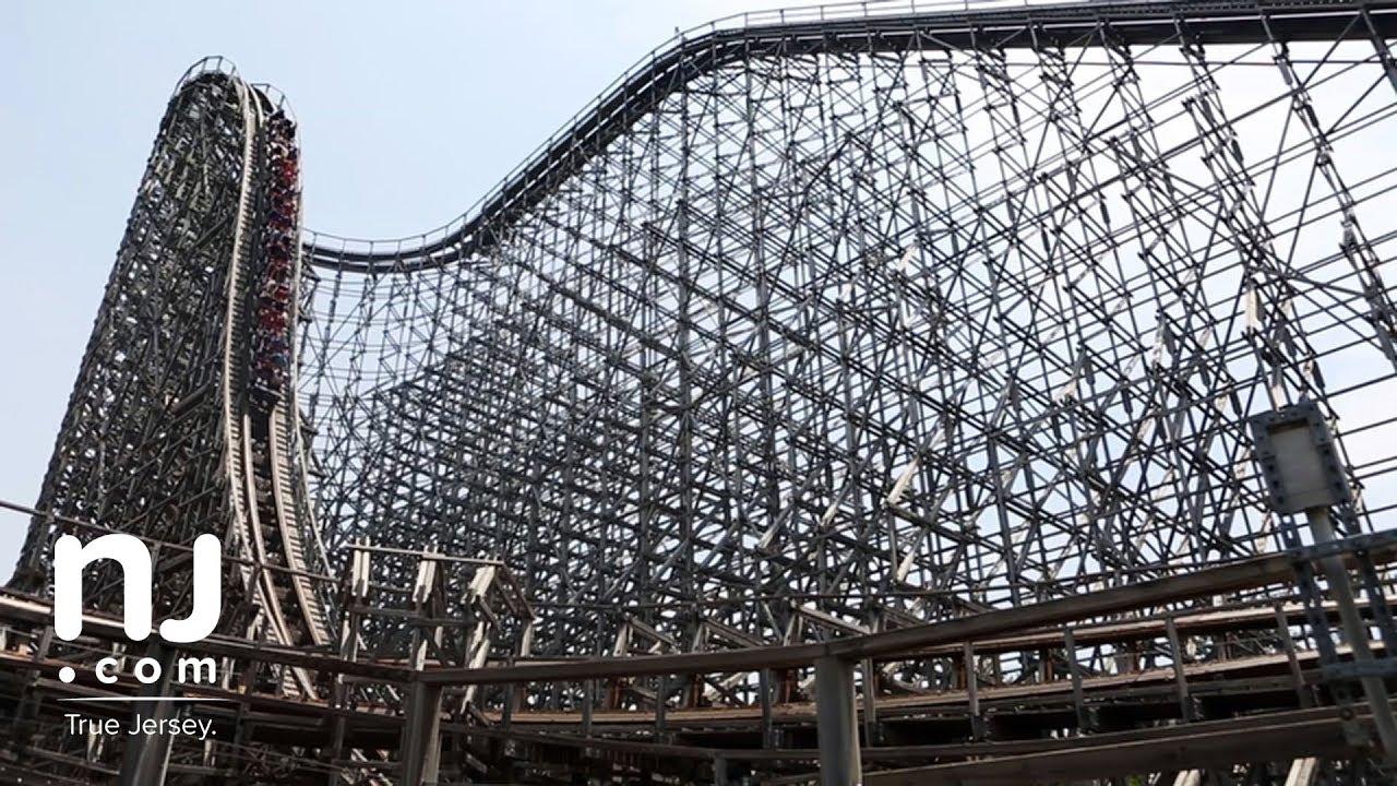 El Toro Named The Uss Best Wooden Roller Coaster