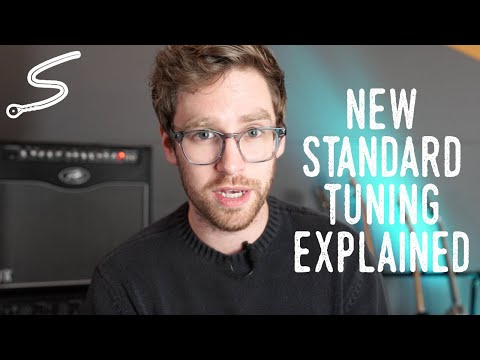 What's the Deal With New Standard Tuning?