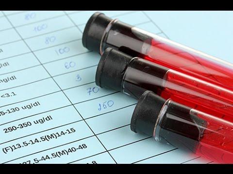 Que signifie le VGM dans une analyse de sang ?