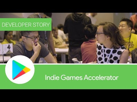Indie Games Accelerator Journey   Mentors (Android Developer Story)