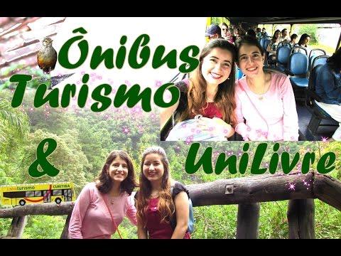 Ônibus de Turismo em Curitiba e UNILIVRE - Universidade Livre do Meio Ambiente