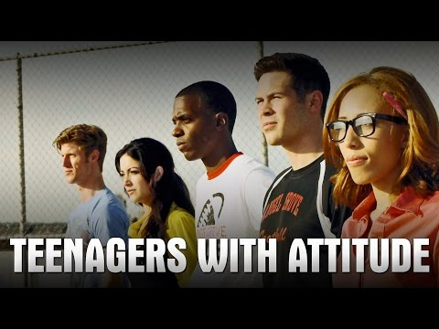 Teenagers With Attitude   Power Rangers Reboot Fan Film