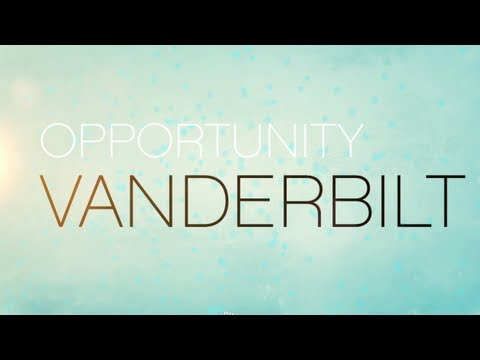 OPPORTUNITY VANDERBILT FINANCIAL AID PROGRAM
