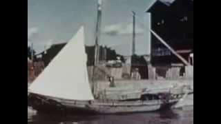 Belém, 1948 - Ver-o-Peso