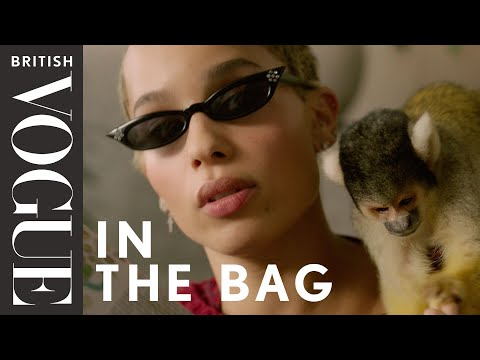 Zoë Kravitz: In the Bag  Episode 8  British Vogue