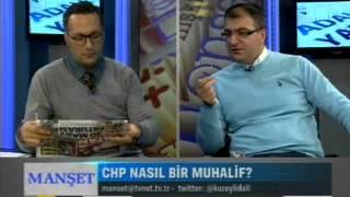 Tvnet-Manset-Ali Değermenci-Cem Kucuk-08.05.2014