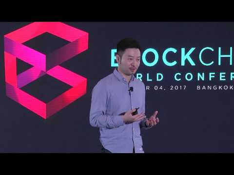 NEO Founder Da Hongfei: The State of Blockchain in China (Blockchain World Conference, BKK 12/4/17)