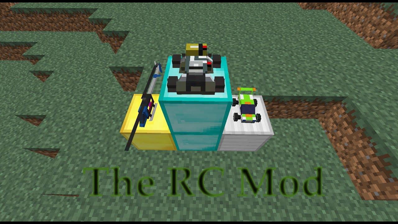 Minecraft Car Mod    Skydaz
