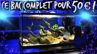 UN AQUARIUM QUAND T'AS PAS DE THUNES ! - TOOPET