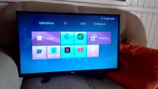 Tv Online - Instalação Perfect Player na Smart tv Philco