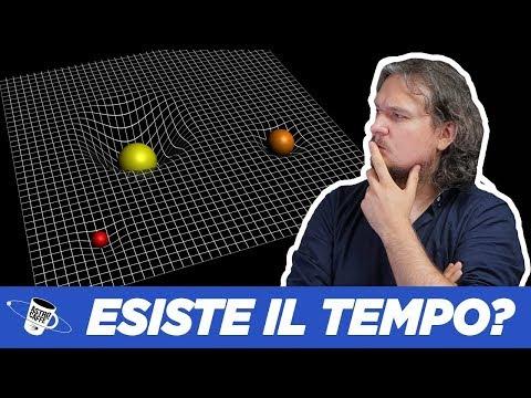 Esiste il Tempo? - #AstroCaffè