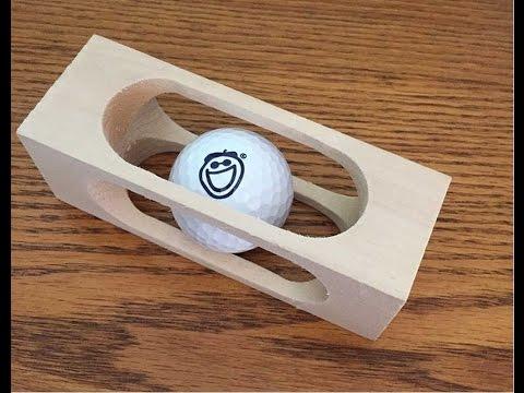 Mystery Golf Ball
