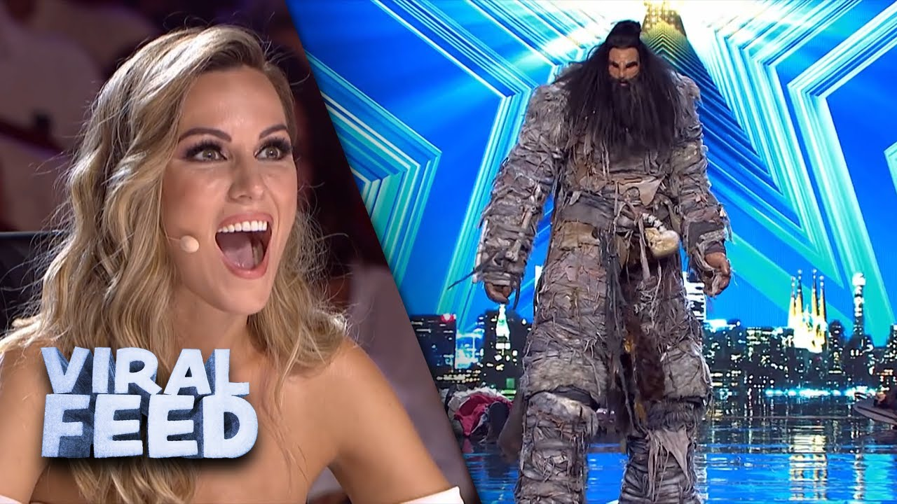 GAME OF THRONES MEETS GOT TALENT | VIRAL FEED