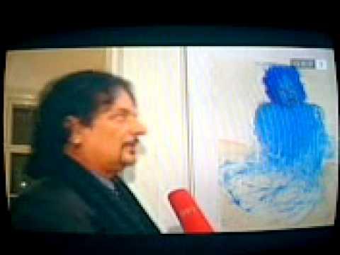 Thomas Spitzer Kunstausstellung