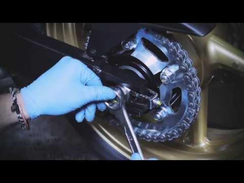 Scottoiler vSystem Motorcycle Chain Oiler - Installation (English)