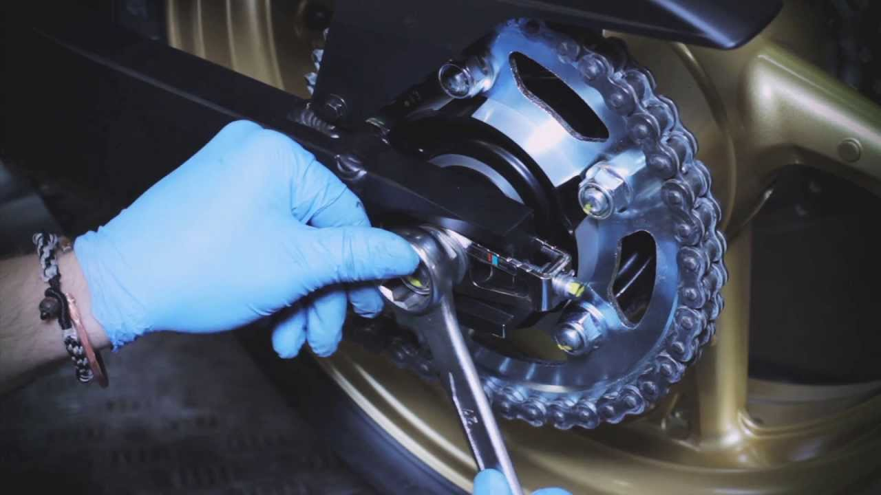 Scottoiler e System Automatic Motorcycle Chain Oiler