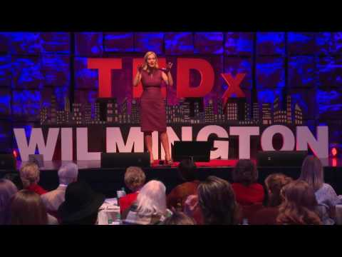 Blending Work and Family: You are not alone. | Dr. Bahira Sharif Trask | TEDxWilmingtonWomen