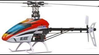 E-Flite Blade 450 Flying