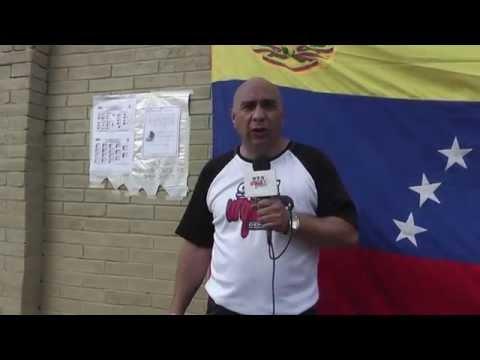 Elección de Vocerías en La Ceiba de La Estrella en Los Teques Sept 2015