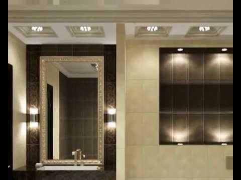 Modern Bathroom Wall Sconces - YouTube