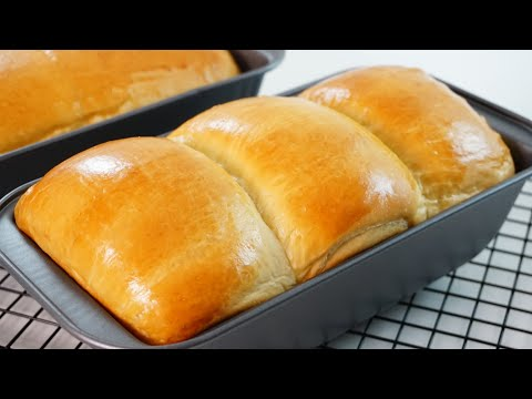 How To Make A Super Soft Milk Bread Loaf   Easy To Make