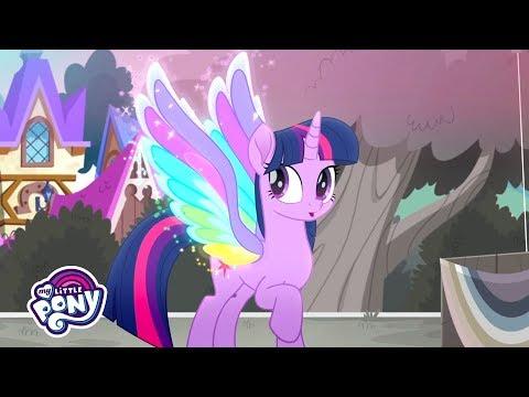 The Rainbow Is Back! 😎 My Little Pony: Rainbow Roadtrip